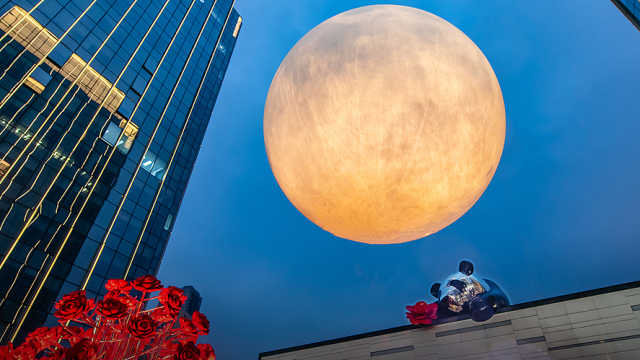 """打造重庆""""超级月亮"""""""