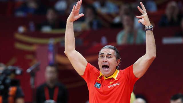 西班牙男篮主教练:要尊重美国队