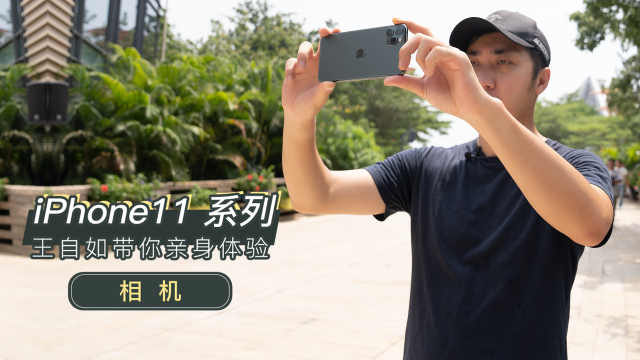 王自如体验iPhone11系列:相机下篇