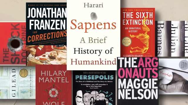 《卫报》评21世纪最佳图书100本