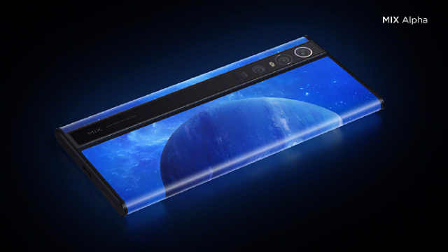 近2万元的小米环绕屏手机长这样!