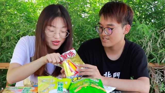 大陆人最青睐哪款台湾零食?