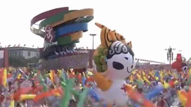 北京奥运会时你多大?会唱的转起!