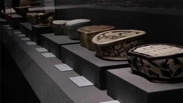 陶瓷枕深得古人心:可缓解颈椎问题