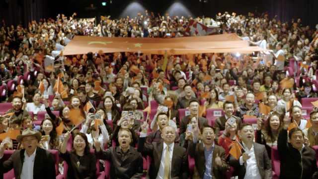 《我和我的祖國》海外上映反響熱烈