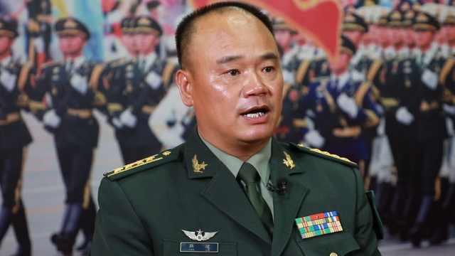 大队长韩捷:什么是仪仗队精神?