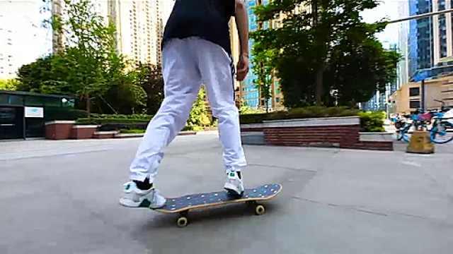 来自滑板少年的恋爱感悟