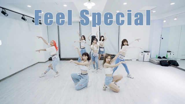 青春小姐姐翻跳TWICE-Feel Special