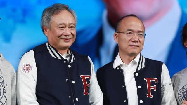 郭广昌李安互评对方:闷骚