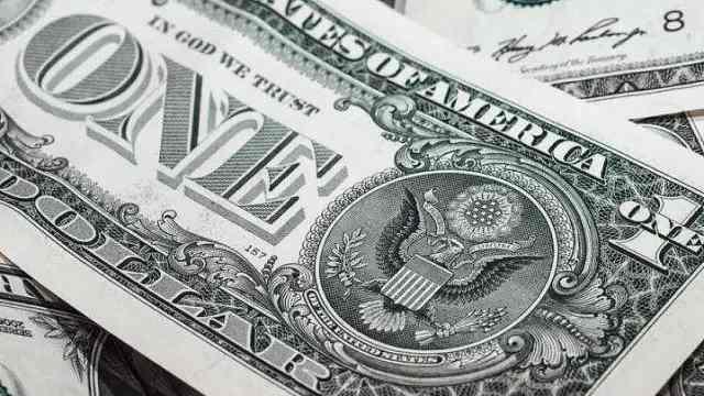 美国大富豪税率首次低于工薪阶层