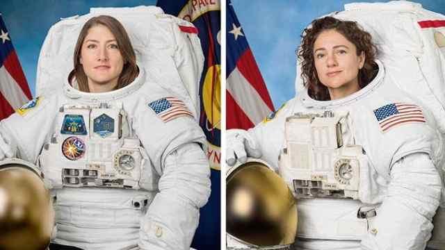 NASA今日开启首次全女性太空行走