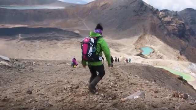 51岁中国女游客,新西兰徒步时死亡