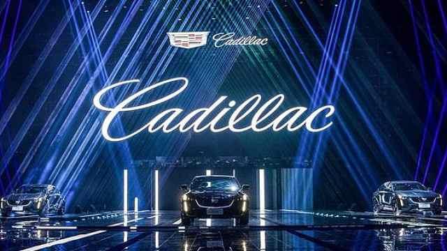 凯迪拉克品牌之夜,CT5精彩呈现