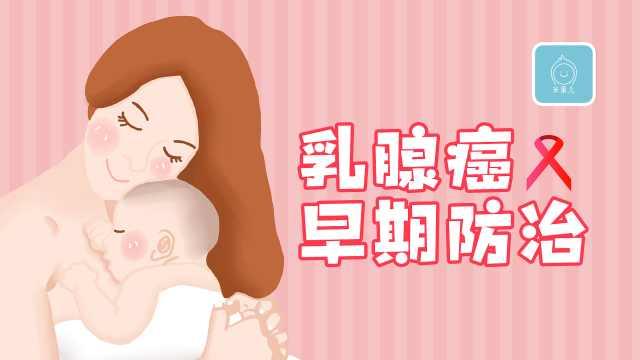 乳腺癌的早期发现与预防治疗