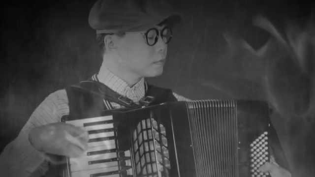 《华沙工人歌》——手风琴独奏