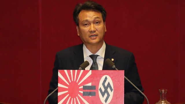 为奥运,日本将刊登旭日旗韩文说明