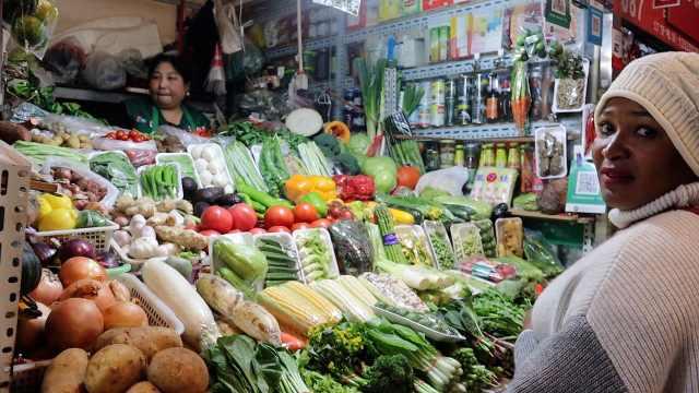 北京最红菜市场:明星出入习以为常