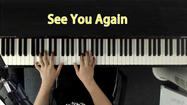 《See You Again》 速度与激情7