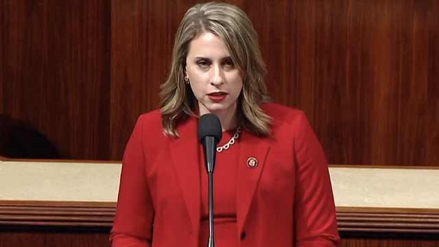 因裸照风波辞职女议员怒批美国国会