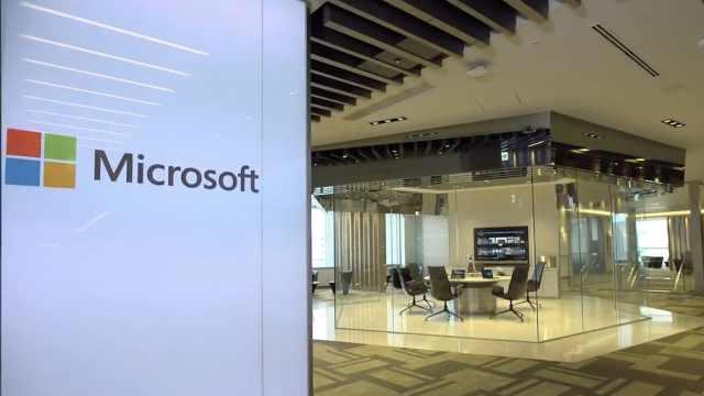 微软日本:上四休三工作效率提升40%