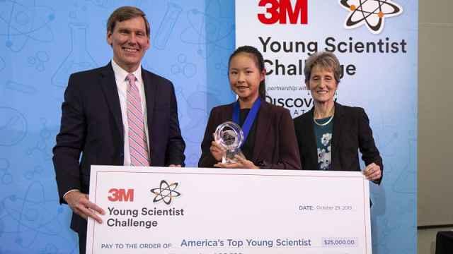 14岁女生发明液体创可贴,可救万人