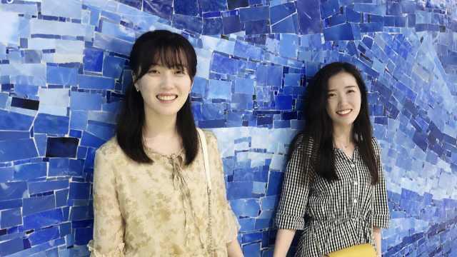 复制粘贴!双胞胎姐妹人生相似99.9%