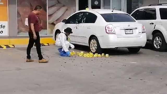 參與抓捕毒梟之子的警察遭射155槍
