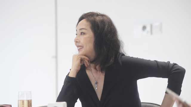 劳模严歌苓:现代人脸上写满了焦虑