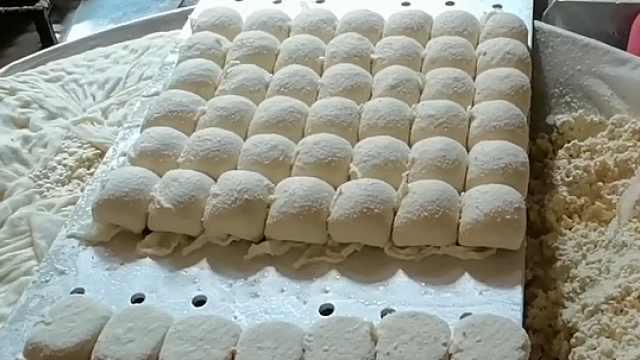 600年建水西门豆腐,美味有12道工序