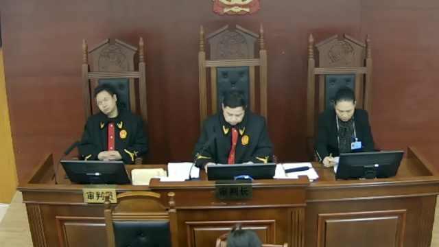 永州中院回应法官庭审时睡觉:停职