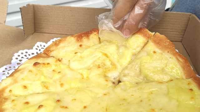 超火爆手工披萨,最低9块9日卖800份