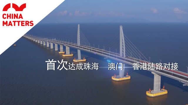 一分钟了解港珠澳大桥怎么建起来