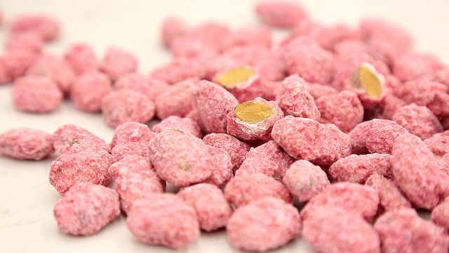 法式玫瑰果仁糖:多做点,常被偷吃