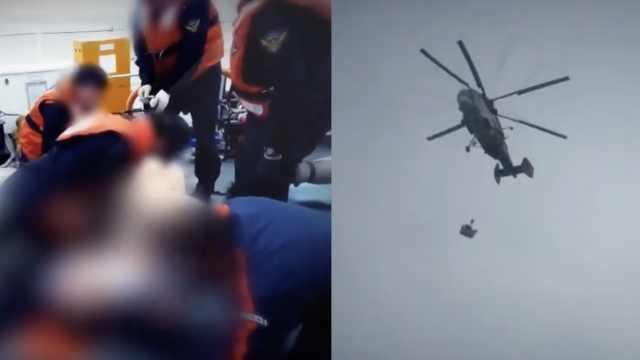 世越号遇难者被救起45分钟内未抢救