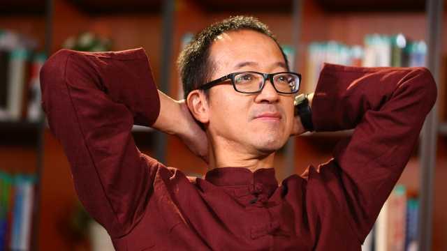 俞敏洪:和老婆做新东方更加困难