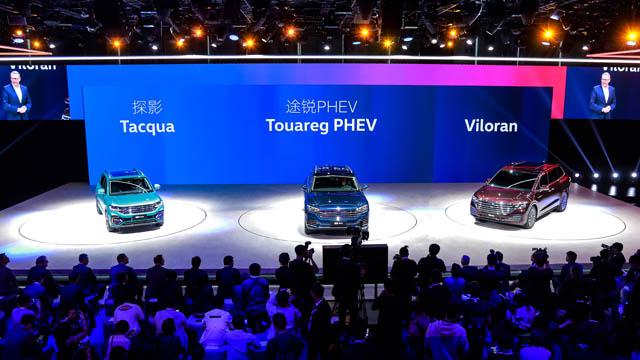 大众三款新车各具特色,快来Pick!