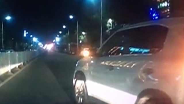 司机报警称遭碰瓷,反因酒驾被刑拘