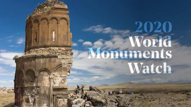 二十五处世界文化遗产面临消失风险