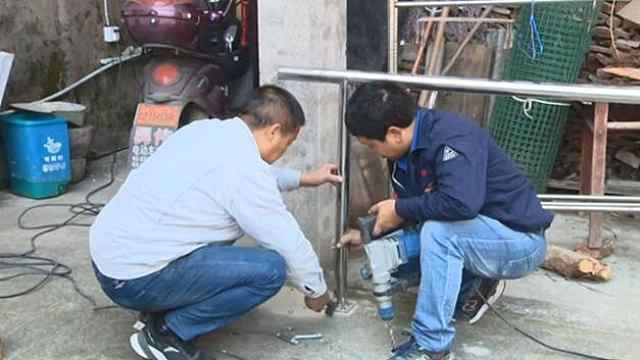 无障碍设施让残疾人生活无障碍