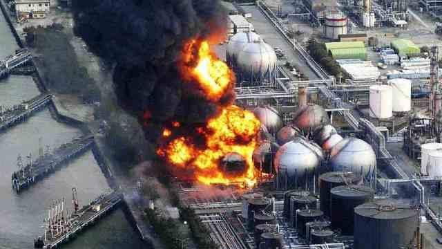 东京电力:福岛核污染水或泄漏地下