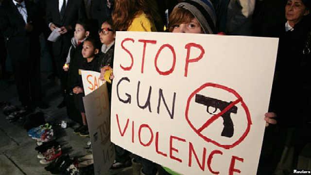 CBS:美国今年大规模枪案历年之最