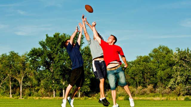 WHO:全球4/5青少年运动量不足