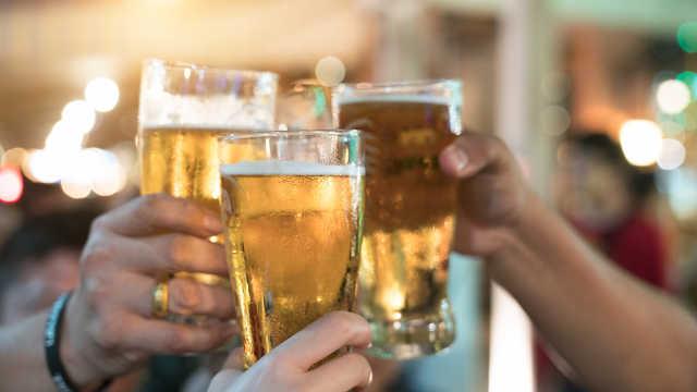 每天一杯烈性啤酒有益肠道健康