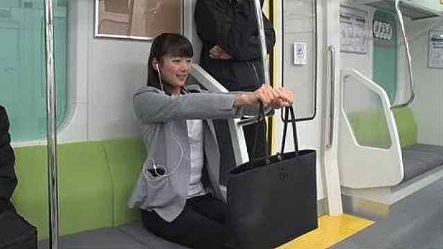 日本铁路公司推出地铁内健身APP