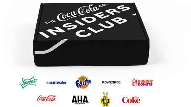 可口可乐成立粉丝俱乐部,名额已满