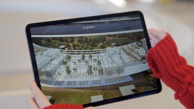 乔布斯遗作苹果公园首次向公众开放