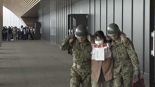 防患于未然!奥运场馆首次地震演练