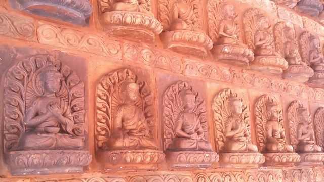 得以走近尼泊尔艺术,向往那片土地