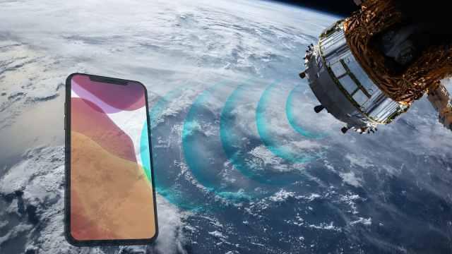 苹果12人秘密团队研究卫星传输数据