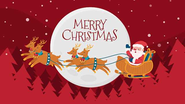 钢琴教学:《我们祝你圣诞快乐》
